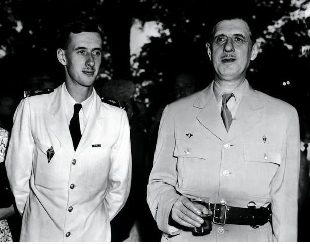 Philippe & Charles De Gaulle