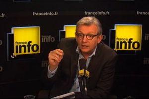 """24/01/2014 : """"Hollande est minoritaire à gauche"""" Pierre Laurent invité de France Info"""