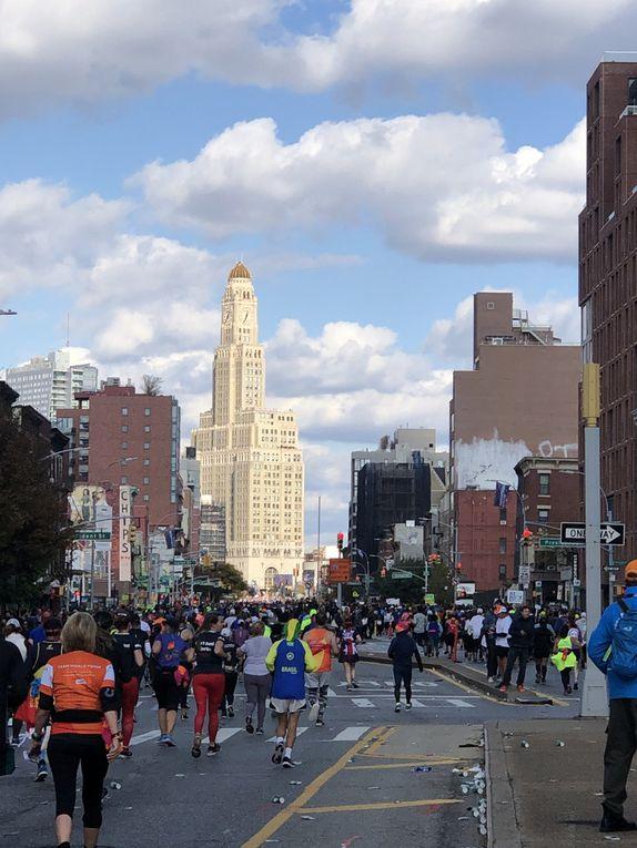 New York, New York - Der Lauftag