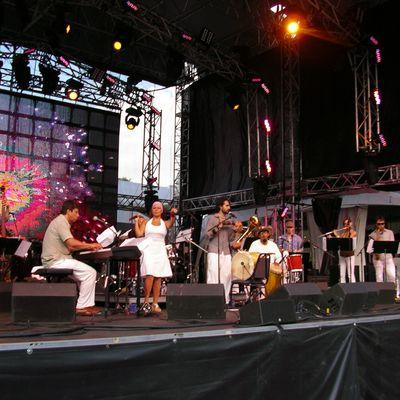 Festival d'été: Folkore Urbano Orchestra, superbe!