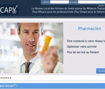 Docapy, la nouvelle initiative m-santé