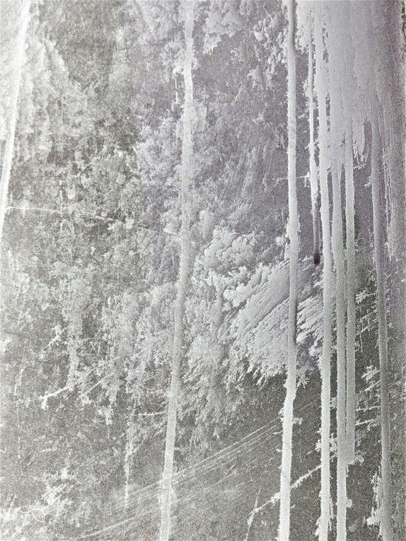 "Photographie ""Froid glacial sur plexiglass""  2010 TO ©"