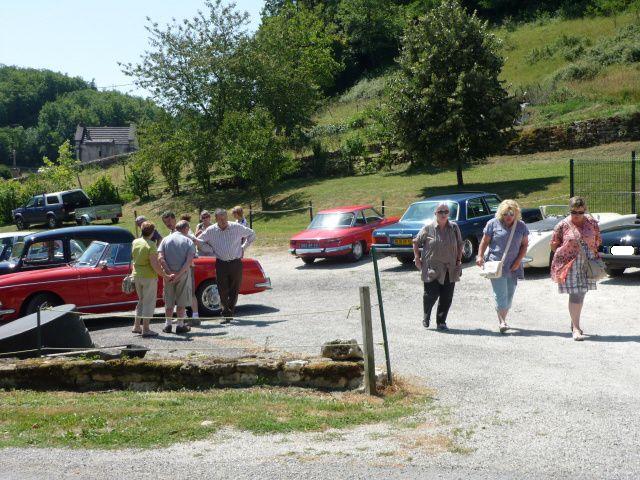 Album - Escapade en Dordogne du 1 au 4 Juillet 2011