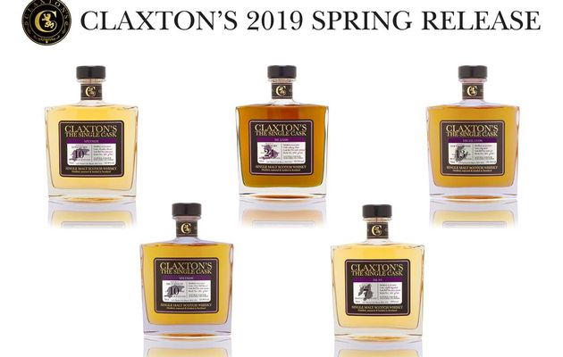 Claxton's 2019 'The Single Cask'