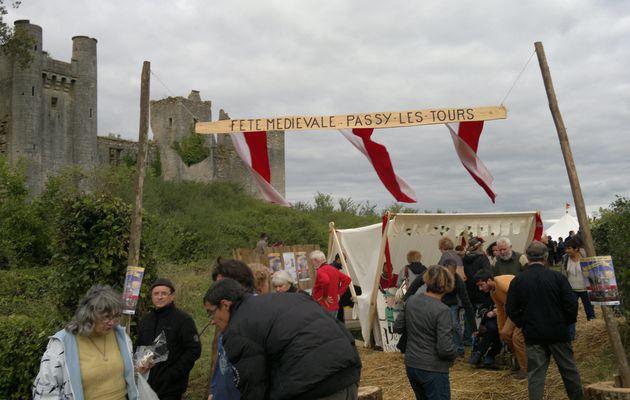 Fête médiévale A Passy-Les-Tours les 14 et 15 septembre 2013 (Photos)