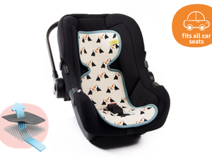 Système AEROMOOV AIR LAYER : empêchez votre enfant de transpirer dans son siège-auto