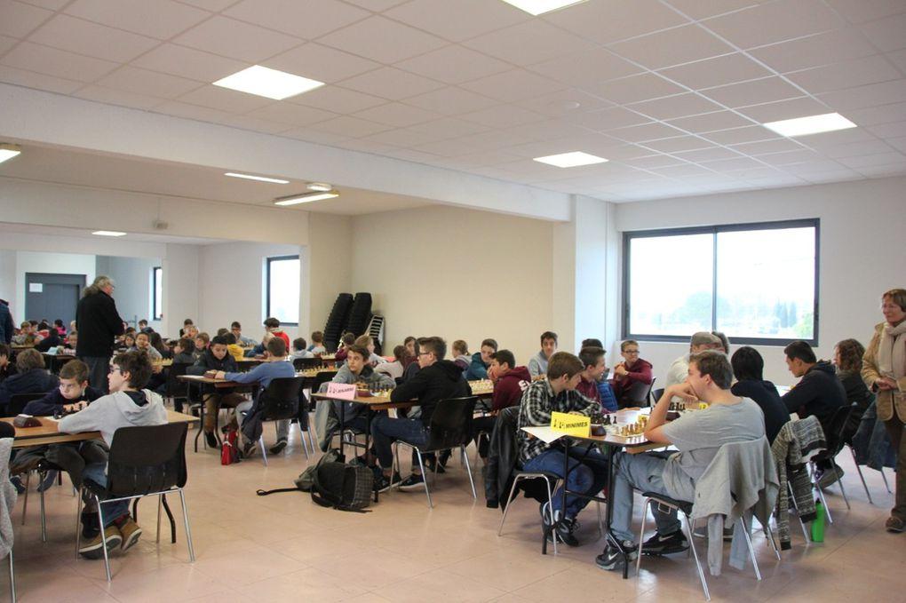 Diaporama 1  : Championnat Echecs Vaucluse