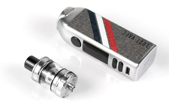 Test - Box - Kit Back to Basic de chez Lost Vape