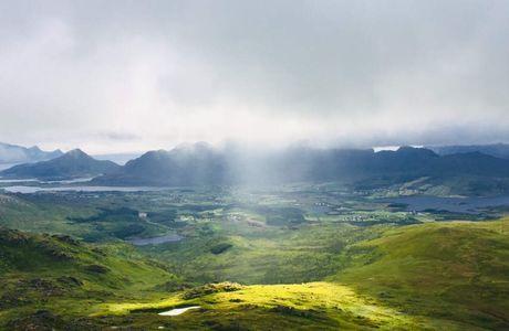 Lofoten - Randonnée du Blåtinden