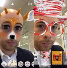 Mobile : Facebook a-t-il vraiment copié Snapchat ?