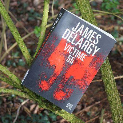 Avis sur Victime 55 de James DELARGY