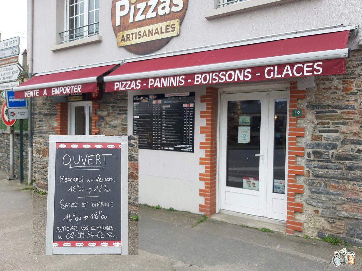 Le Moulin à Pizzas : Rappel