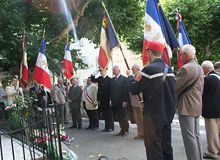 Reportage 18 juillet Barrême commémoration maquis Fort de France