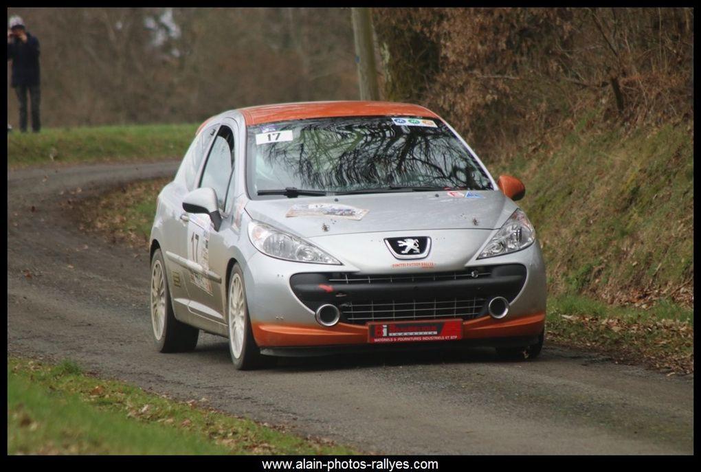 Rallye de l'Or Pays de Jumilhac 2018