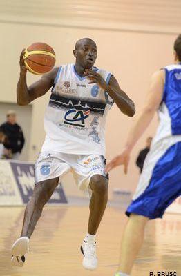 Le Puy en Velay avec Martial Gotagni se déplaceront à Brest (championnat de France National 1)