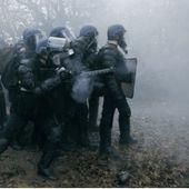 Les GAZ LACRYMOGÈNES : dangereux pour la santé, mais... SILENCE D'ÉTAT ! - Commun COMMUNE [le blog d'El Diablo]