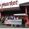 AIN, Groupe Carrefour : la grève continue !