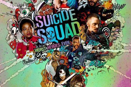 Suicide Squad 3D (DCU) de David Ayer avec Margot Robbie, Will Smith, Jai Courtney, Cara Delevingne, Jay Hernández, Jared Leto, Joel Kinnaman, Viola Davis.
