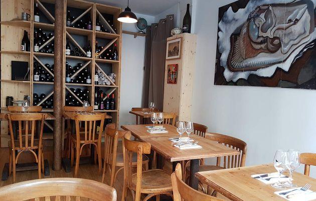 Grive (Paris 11) : Une cuisine piquante à l'addition un peu salée