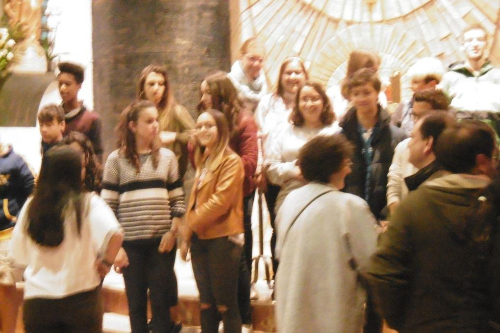 Oración joven de Mayo en la Parroquia