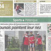 Le National de MIGENNES est un réel succès, la presse le confirme... - ASSOCIATION EDUCNAUTE-INFOS