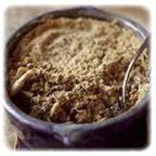 Crumble Poulet - Coco - Curry