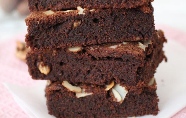 Brownies noix/amandes.