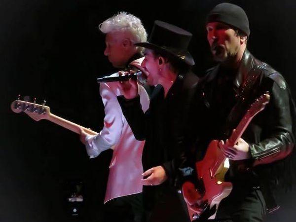 U2 -San Jose -Etats-Unis 07/05/2018 -SAP Center