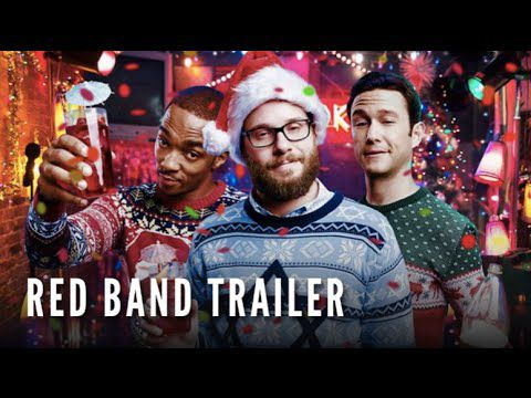 The Night Before - Official Red Band Trailer #2
