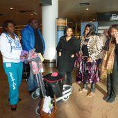 La députée bruxelloise Gisèle Mandaila traitée de macaque, battue et expulsée d'un avion SN par...