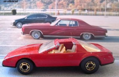 PONTIAC FIREBIRD 1980 HOT WHEELS 1/64.