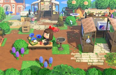 Nintendo Removes Harv's Fences and Many Other Items From Animal Crossing: New Horizons