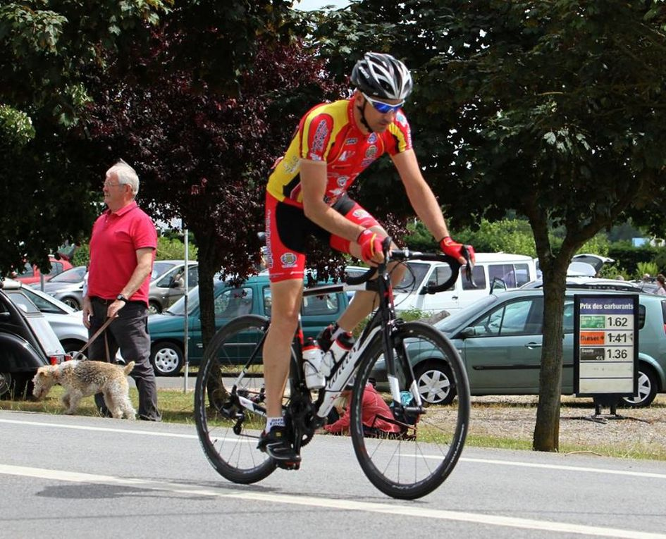 Album photos des courses UFOLEP 1 et 2 de Cloyes sur Le Loir (28) du 4/6/17