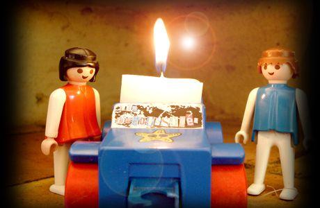 L'anniversaire des Déboussolés