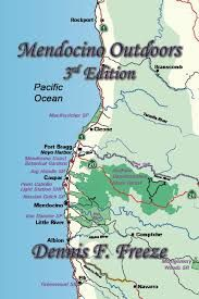 Mendocino Wine Region of California