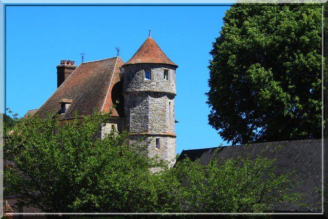 Diaporama château de LA FORESTIERE à Vascoeuil