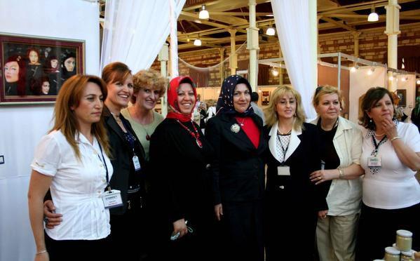La plus grande exposition d'art manuel au monde à Istanbul