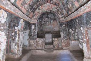 Les églises rupestres de la vallée de Soganli en Cappadoce