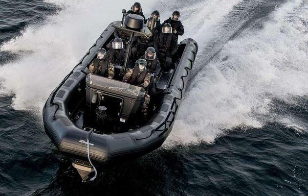 Zodiac Milpro va livrer les 9 premières ECUME à la Marine Nationale
