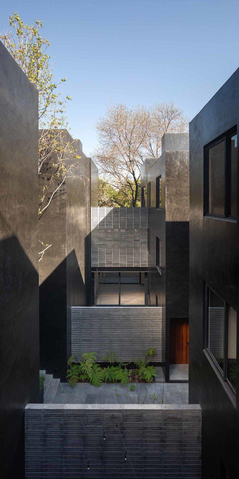 CARRIZAL HOUSING, IN CIUDAD DE MEXICO BY PÉREZ PALACIOS ARQUITECTOS ASOCIADOS (PPAA)