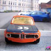 BMW 1600 ALPINA TRANS AM 1967 STARTER 1/43 - car-collector