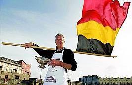 Xavier Caille est le Roi des huîtres en Belgique.
