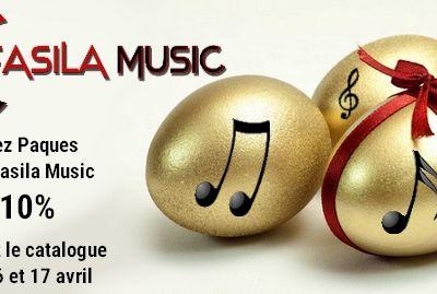 Fêtez Pâques chez Fasila Music !