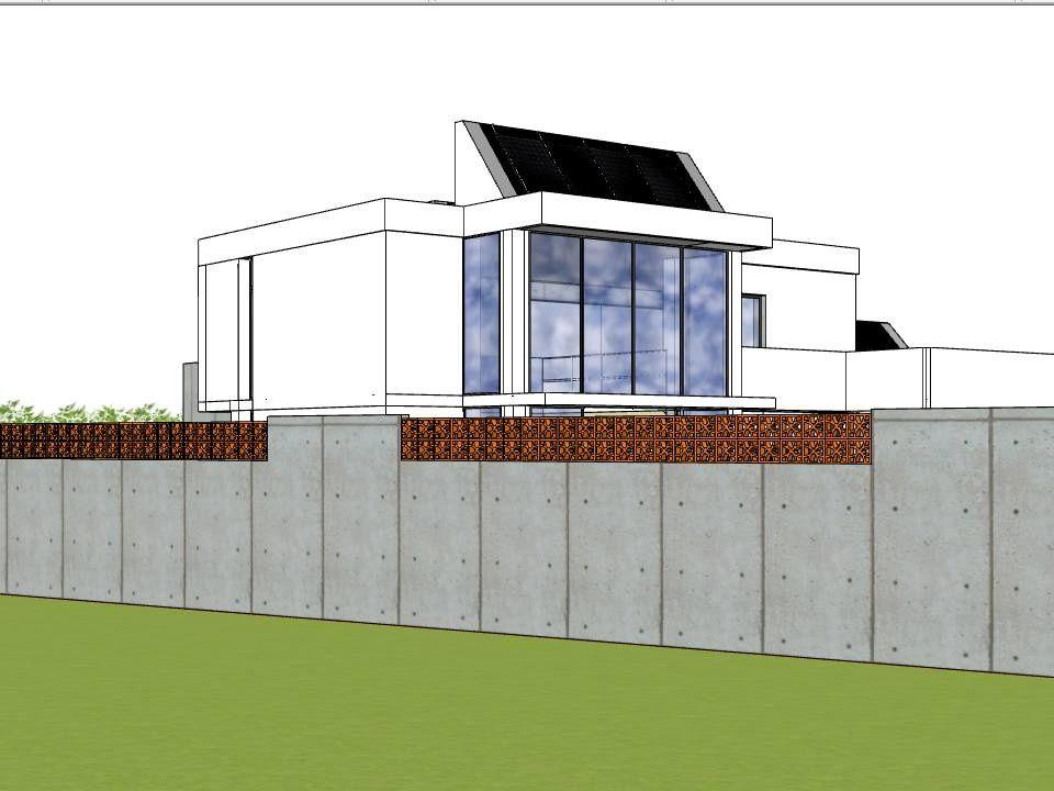 Mon projet de maison écologique : la visite extérieure (en 11 images)