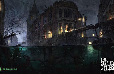 """The Sinking City"" - quand Cthulhu vient infecter ton PC"