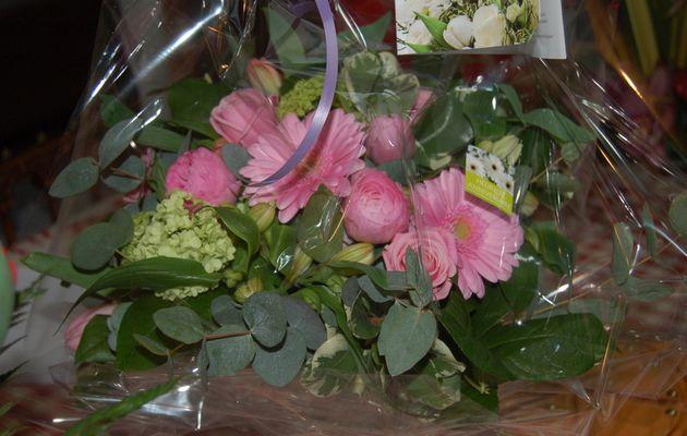 De bien jolies fleurs !!!