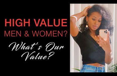 Erica LeShai- High value man, high value woman ?
