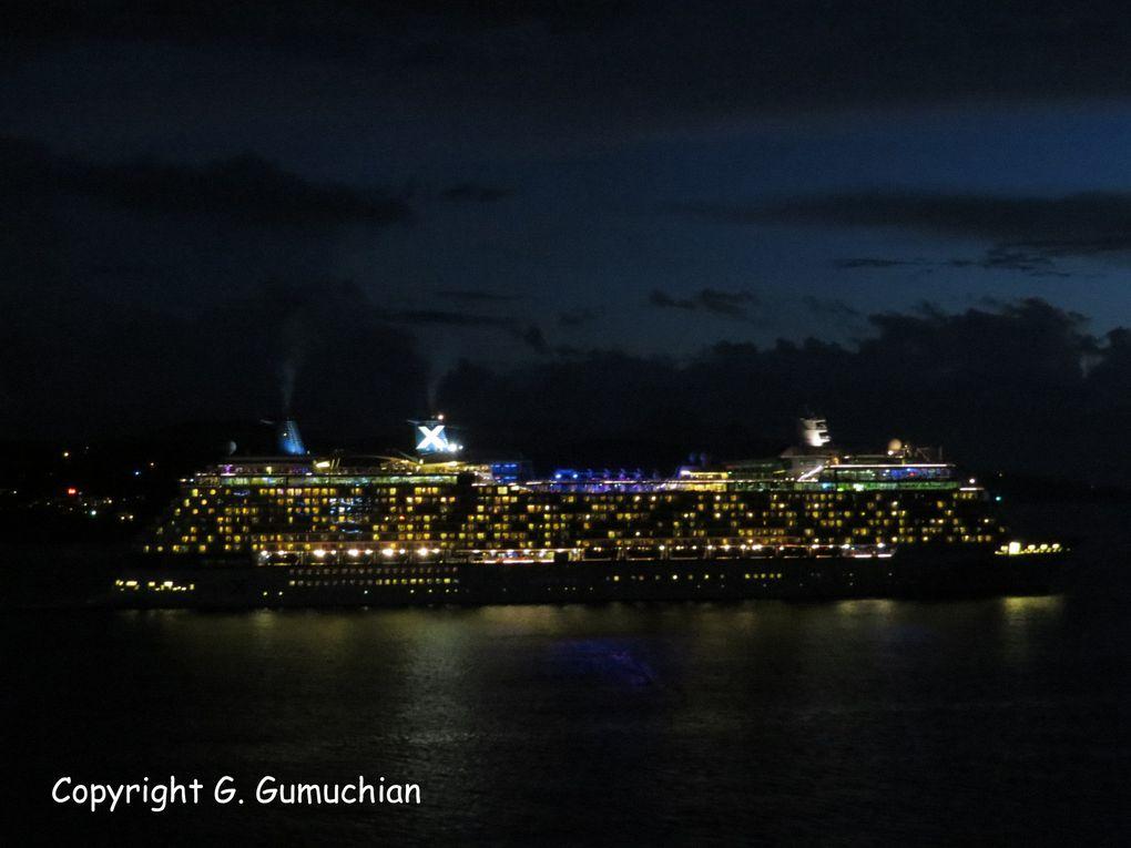 ''QM2'' : voyage du 19 novembre au 15 décembre 2017