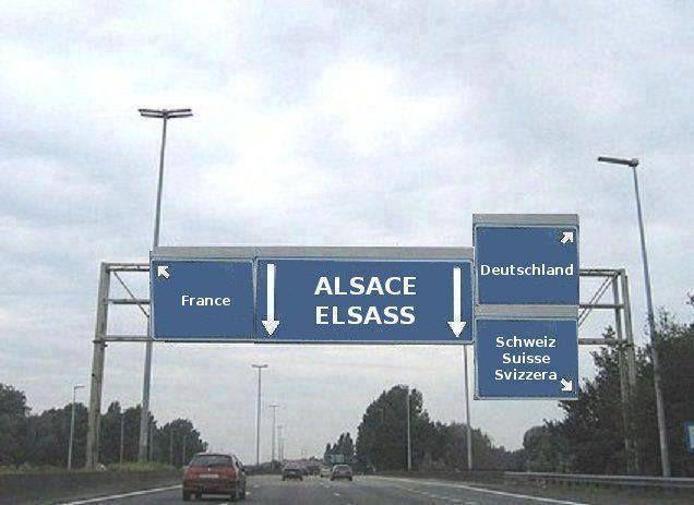 Humour alsacien: Quand le dialecte alsacien déforme la prononciation #5