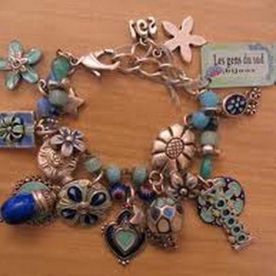 Le catalogue des bijoux LGS (Les Gens du Sud)